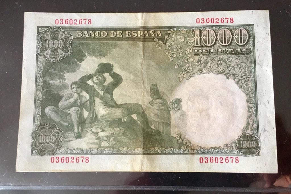 1000 Pesetas 4 Noviembre de 1949  Ramón de Santillán 3c6b1010