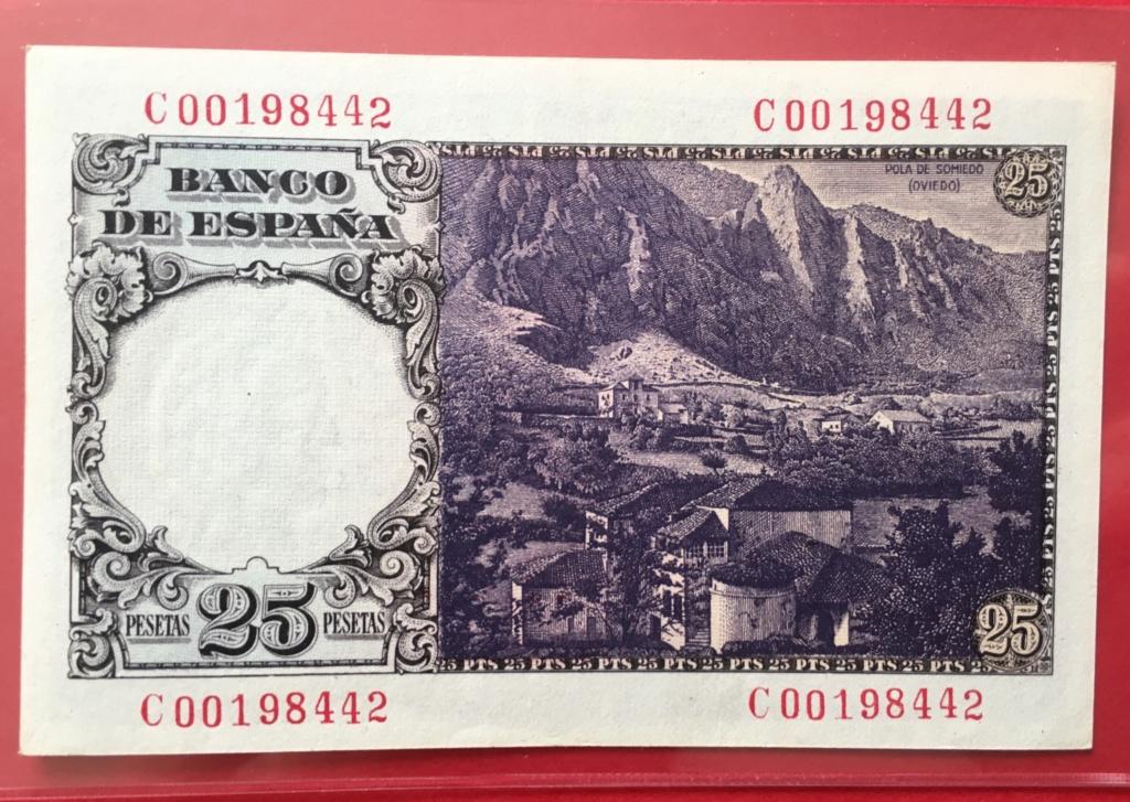 25 Pesetas del 19 de Febrero de 1946  Flórez Estrada  9346c510
