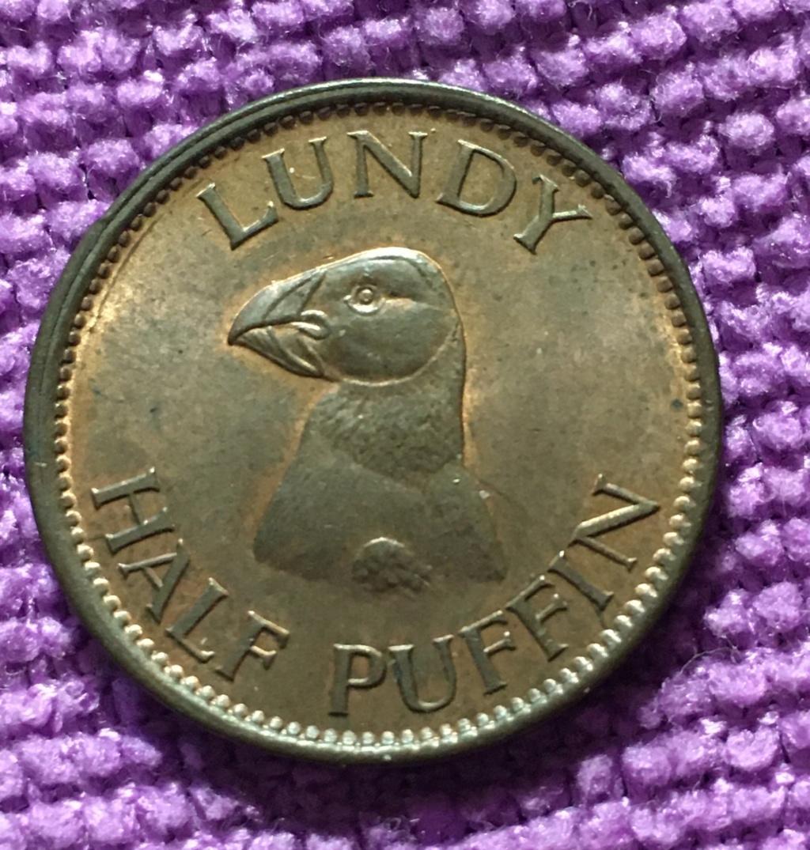 LUNDY 1/2  PUFFIN 1929 Eb9bbf10