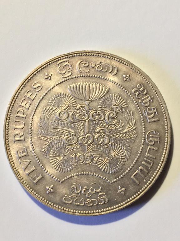 5 Rupias Ceilán 1957 Img_4818
