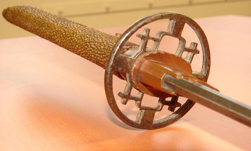 Demande d'identification d'un sabre japonais. Katana14