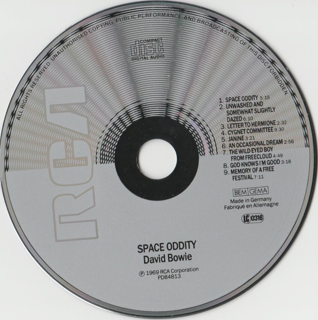 Ediciones sobresalientes en CD  Disc10