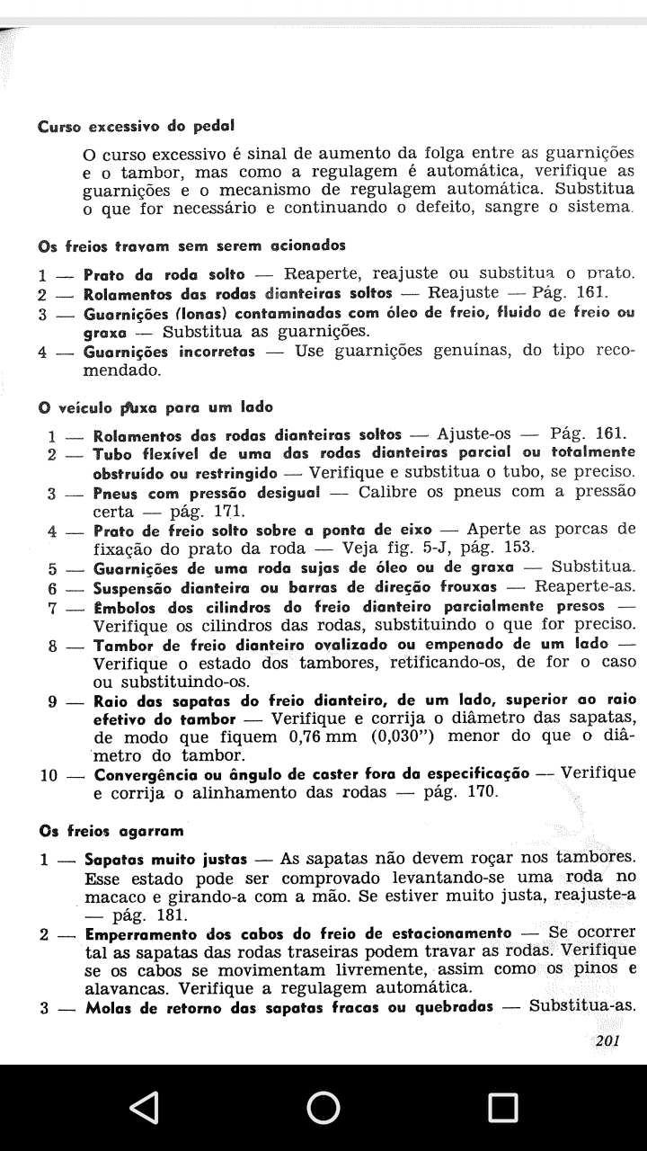 Freio Muito Baixo Screen15