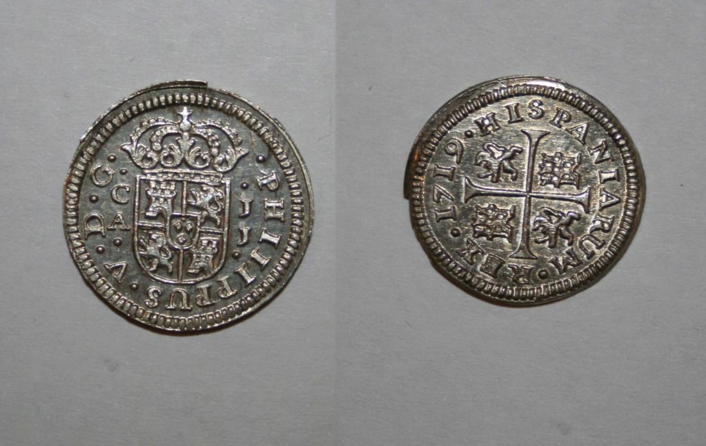 medio real Cuenca FelipeV sin circular 5910