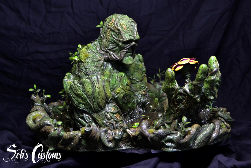 Buste Swampthing 1/3 Dsc_0031
