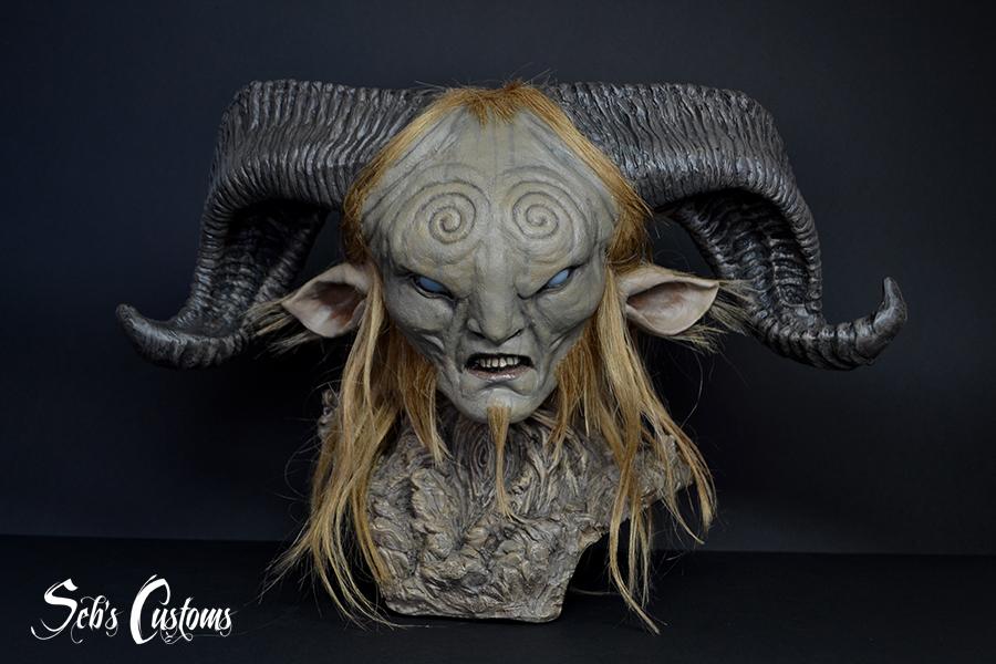 Forgotten Monster # 4 : Faune (Labyrinthe de Pan) - Page 2 Dsc_0713