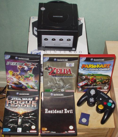 sd2sp2 Gamecube Gc10
