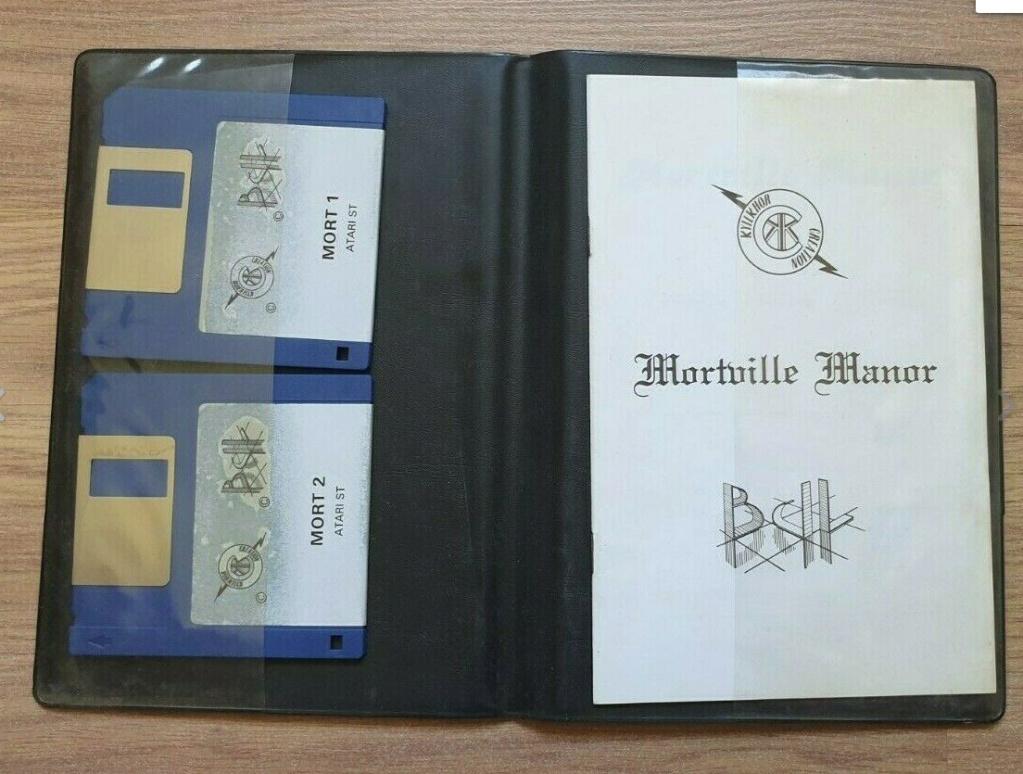 [ESTIM] Mortville Manor Atari ST Captur17