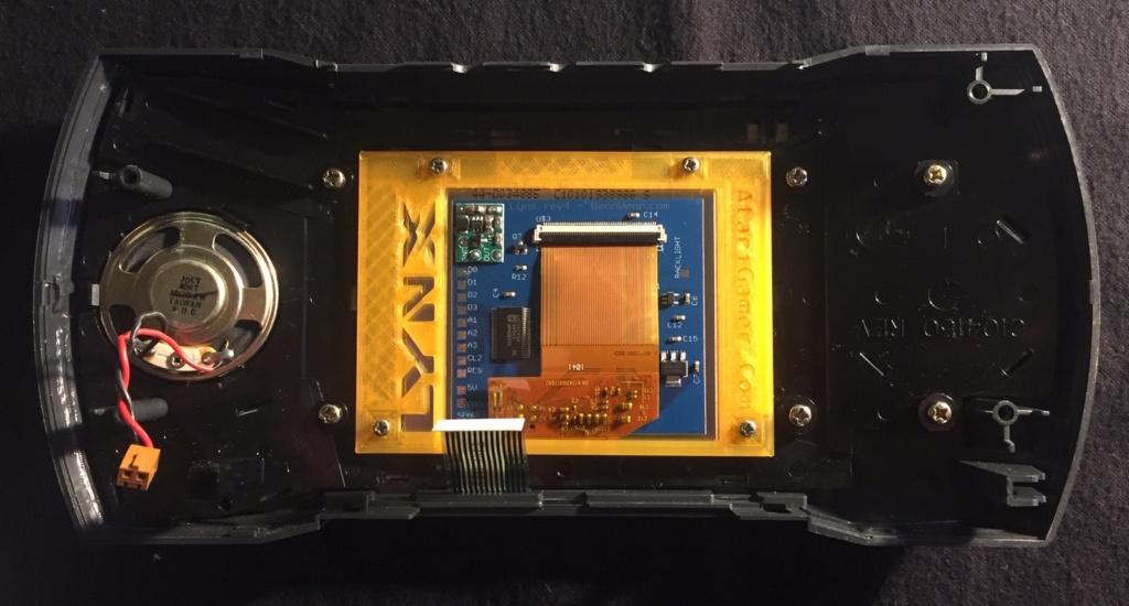 MOD écran lcd Lynx II (BennVenn) Img_7011