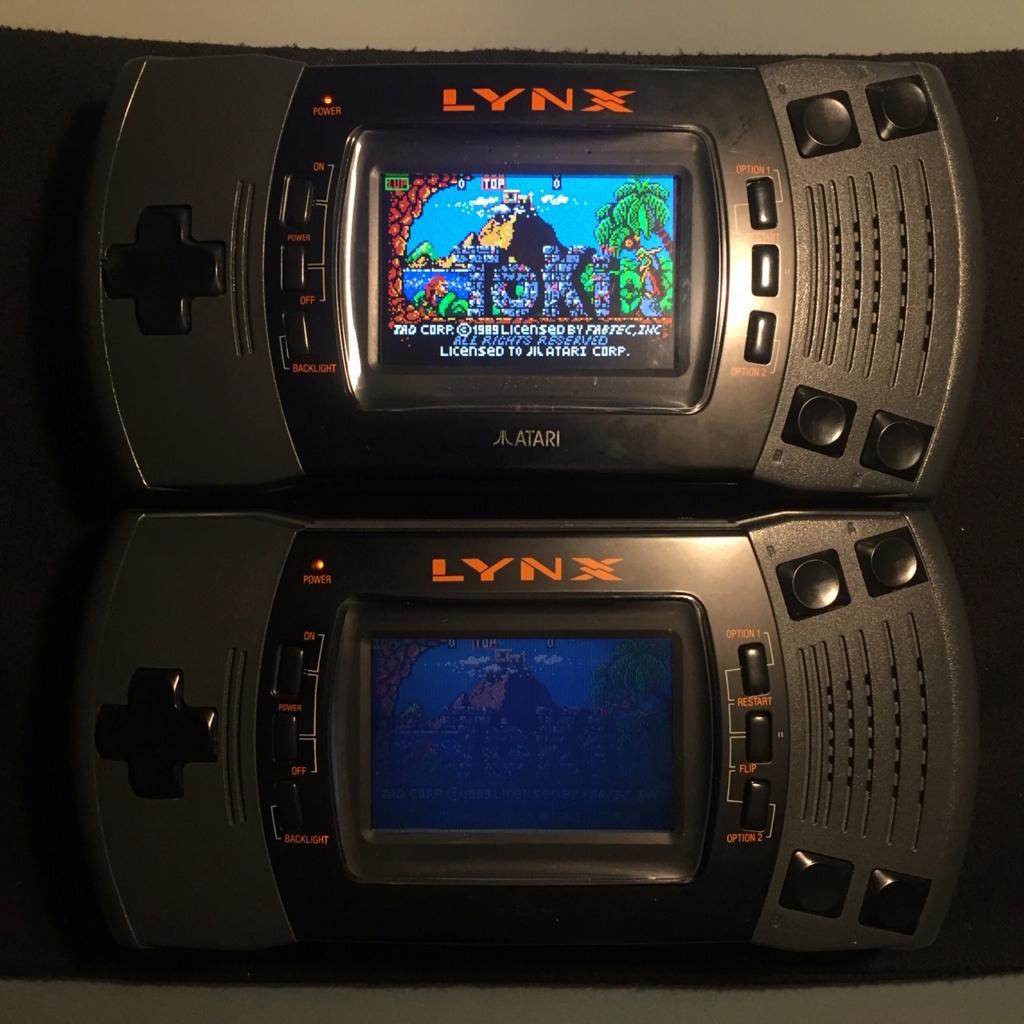MOD écran lcd Lynx II (BennVenn) Img_7115