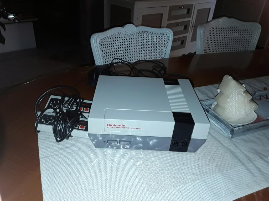 [Est] console nes jeux nes ps1 megadrive master system 15340810