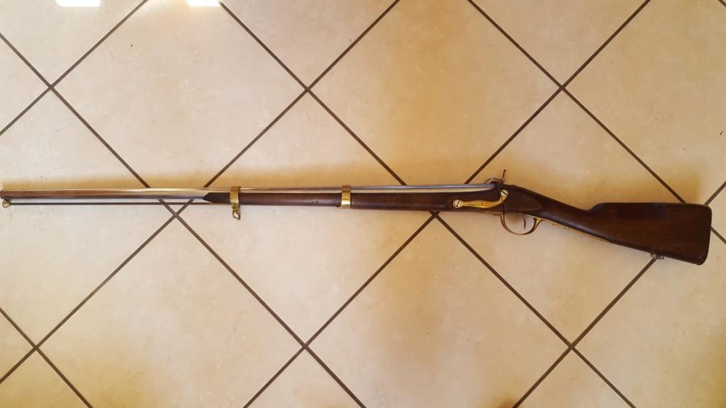 Fusil à Percussion 50234210