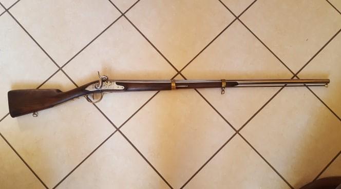 Fusil à Percussion 51291810
