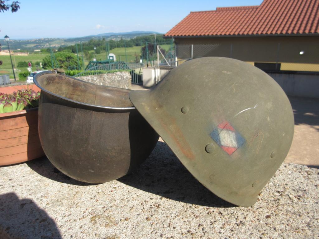 Identification casque M1 1ère armée Img_4019