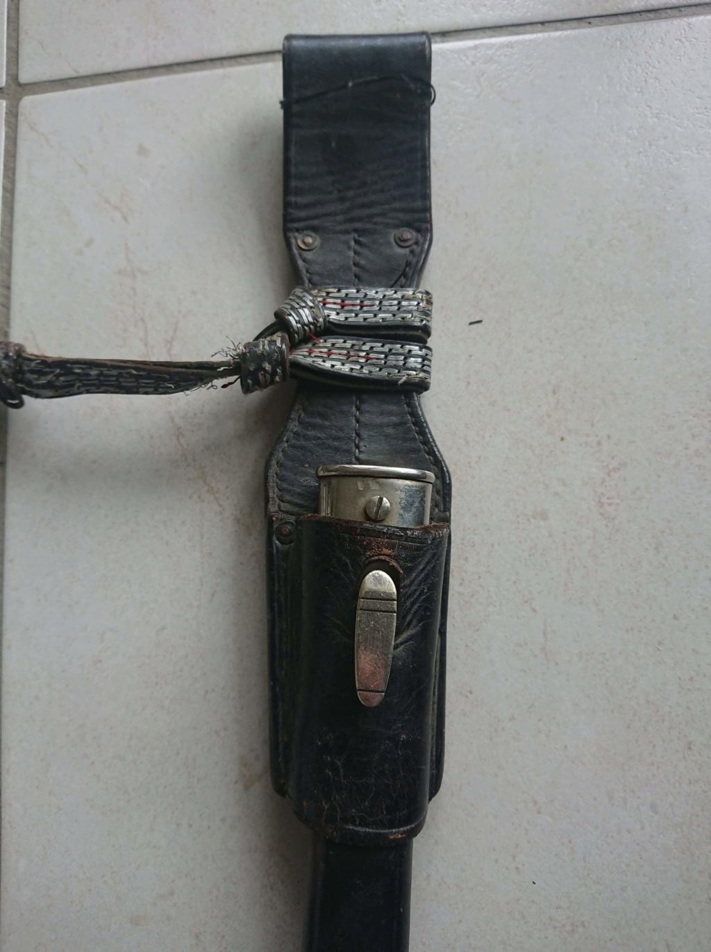 Baïonnette Polizei Receiv10