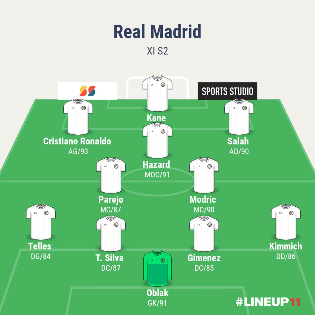Compo Saison 2 avant Mardii 20H  Lineup10