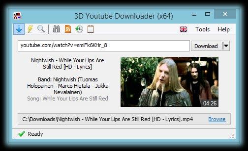 Programas para Download do Youtube  3d_you10