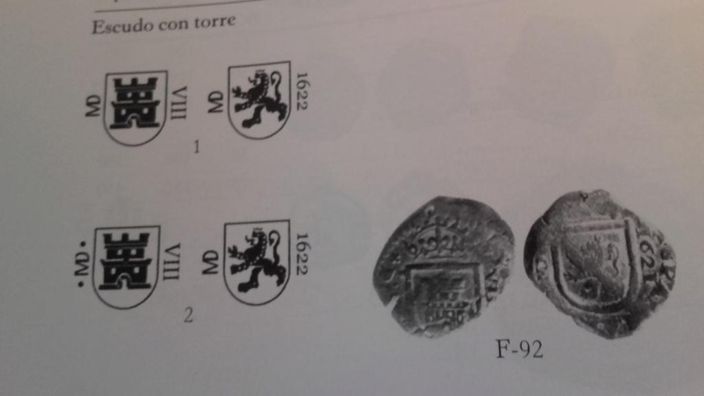 8 Maravedís de Madrid resellados. 20200611