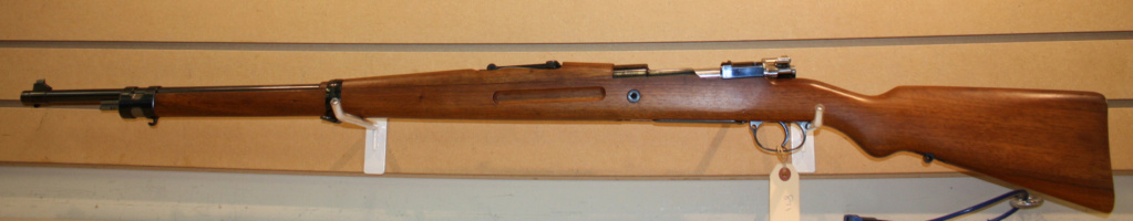 Mauser brésilien m1935 (very high serial number) Consig18