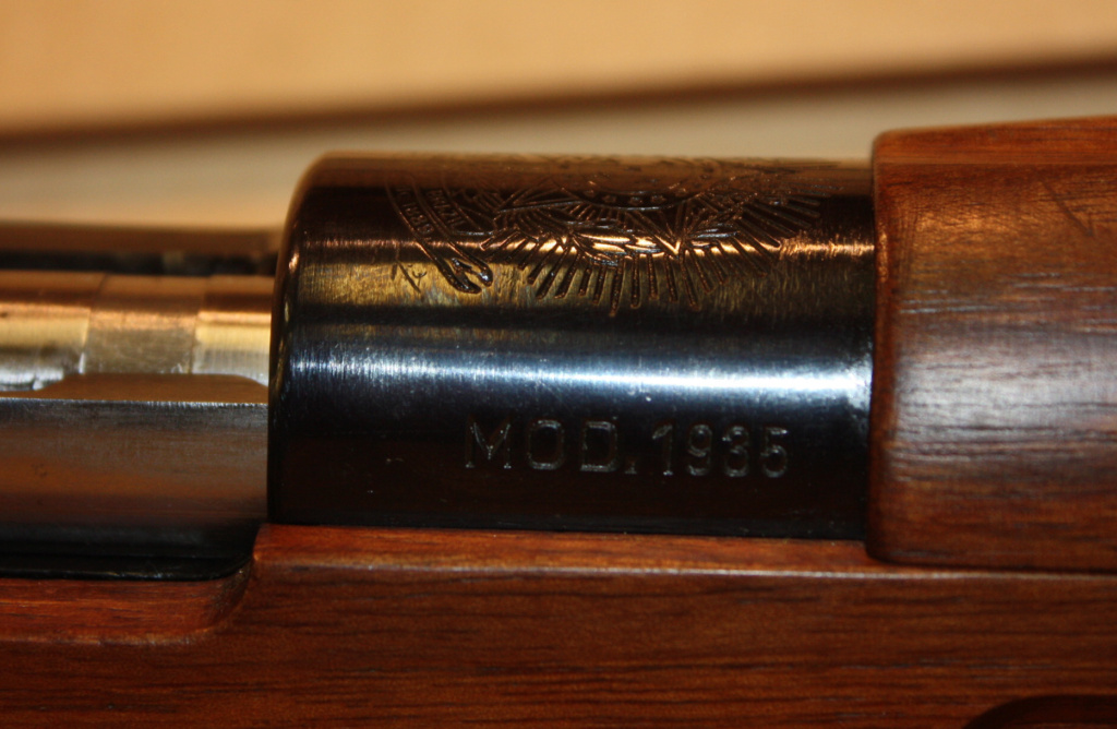 Mauser brésilien m1935 (very high serial number) Consig33