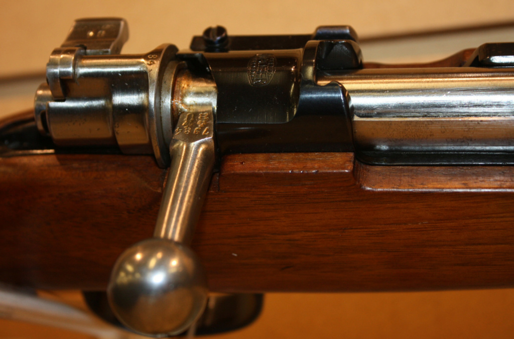 Mauser brésilien m1935 (very high serial number) Consig34