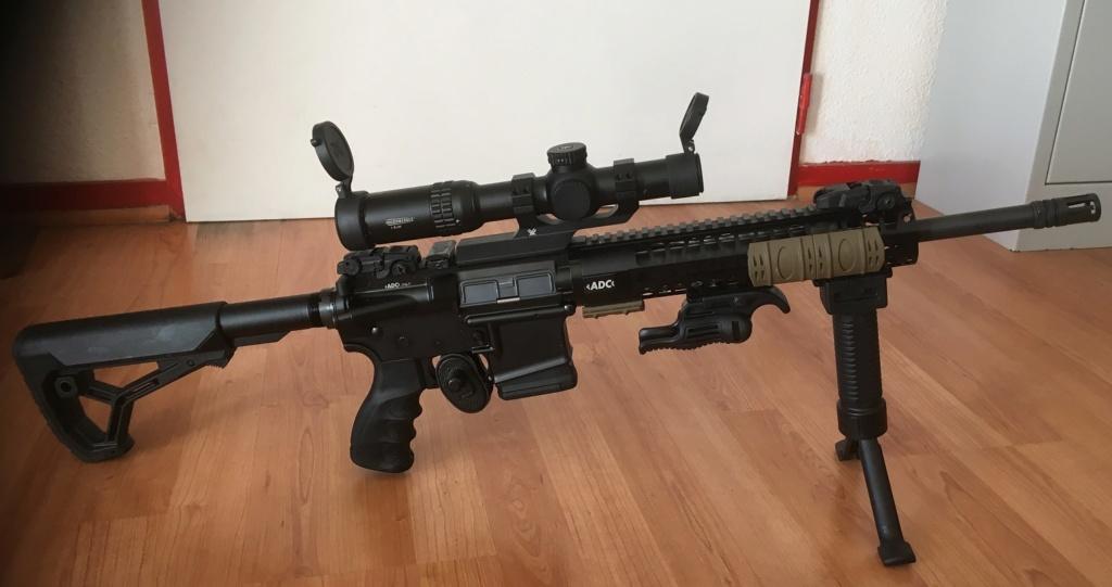Choix optique AR-15 Fofo10
