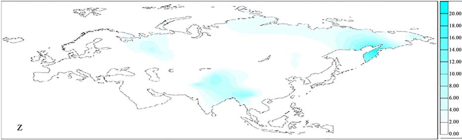 Результаты исследований. Eurasi12