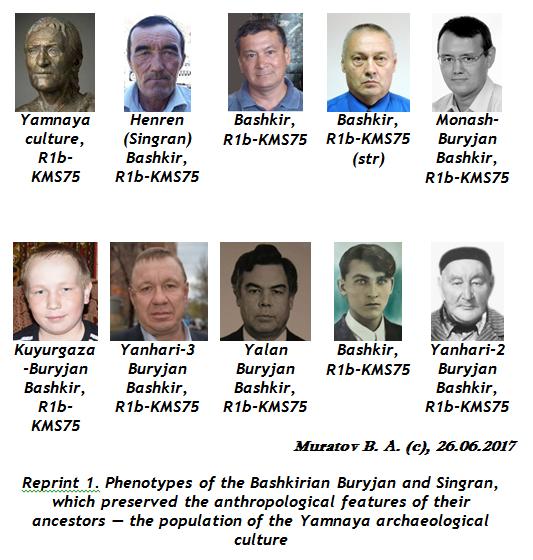 Родология. R1b_km10