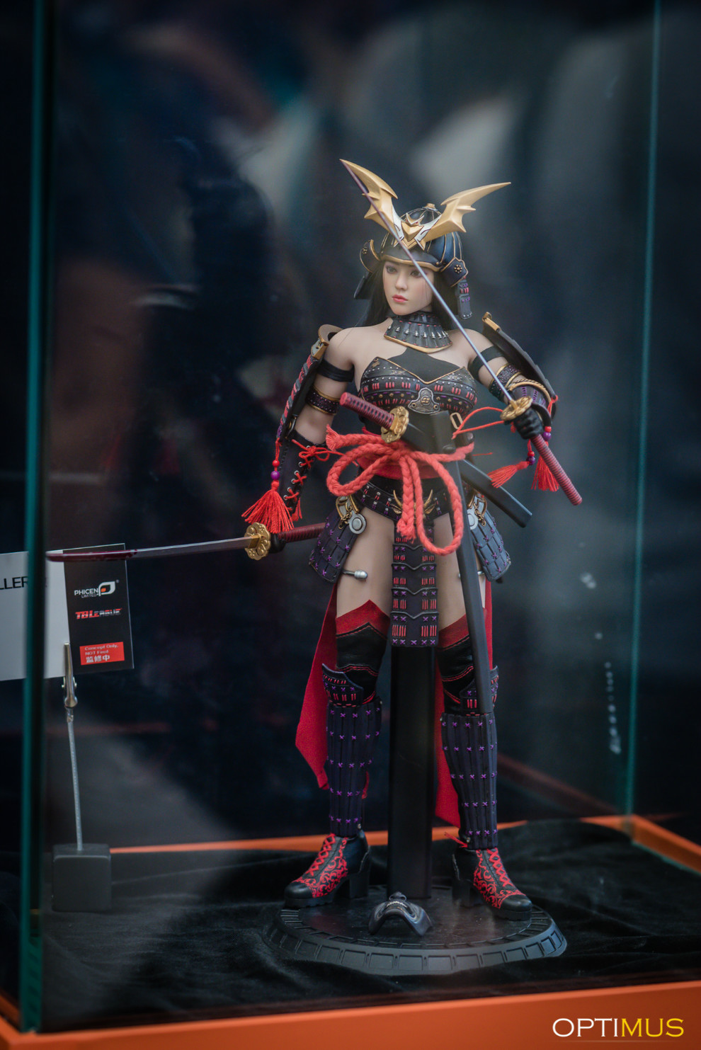 Lots of new Phicen/TBLeague items from Shanghai WF2019 09001010
