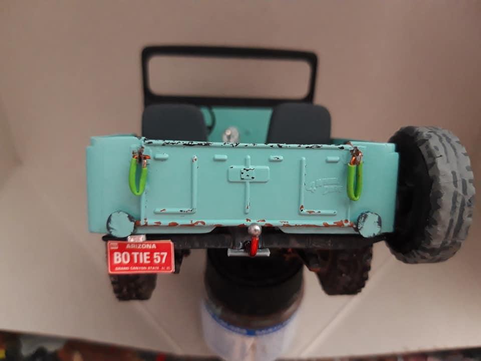 1965 Willys Jeep cj5 72319410
