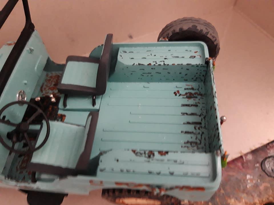 1965 Willys Jeep cj5 72346910