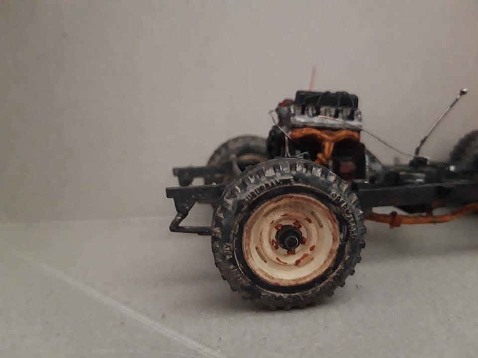 1965 Willys Jeep cj5 72397311