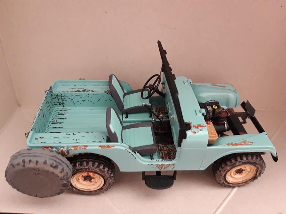 1965 Willys Jeep cj5 72419710