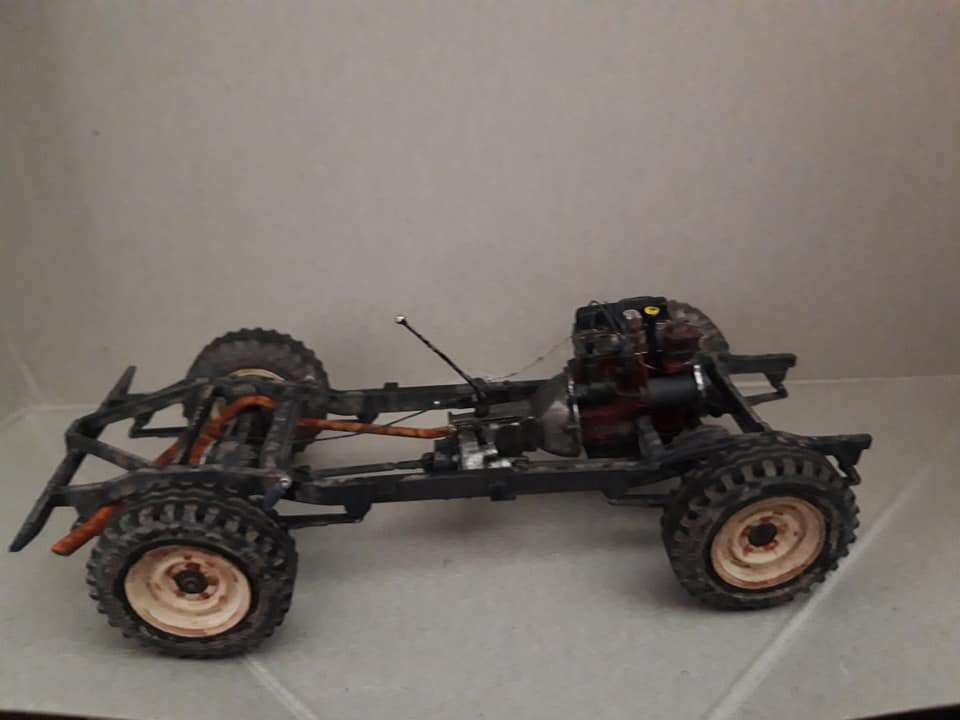 1965 Willys Jeep cj5 72478110