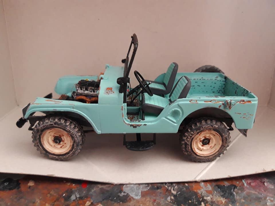 1965 Willys Jeep cj5 72538910