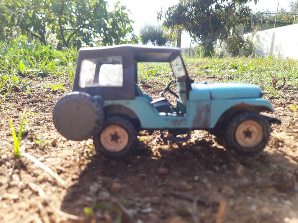 1965 Willys Jeep cj5 [TERMINE] - Page 3 74468810