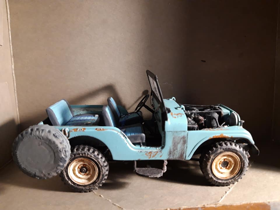 1965 Willys Jeep cj5 [TERMINE] - Page 2 74532310