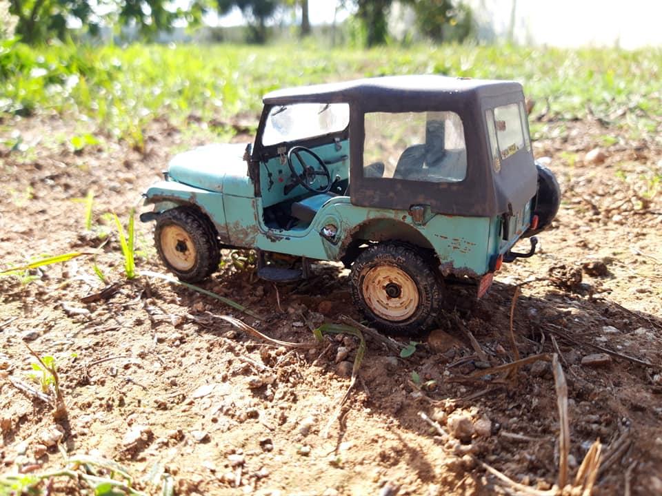 1965 Willys Jeep cj5 [TERMINE] - Page 3 74611510
