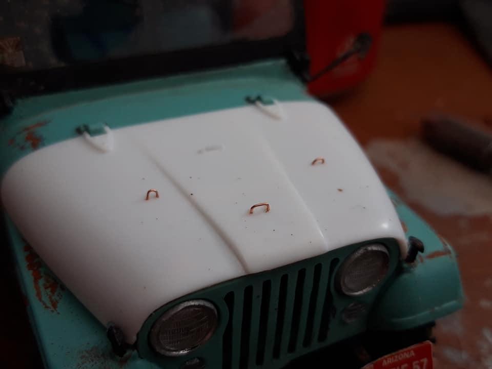 1965 Willys Jeep cj5 [TERMINE] - Page 3 76686410