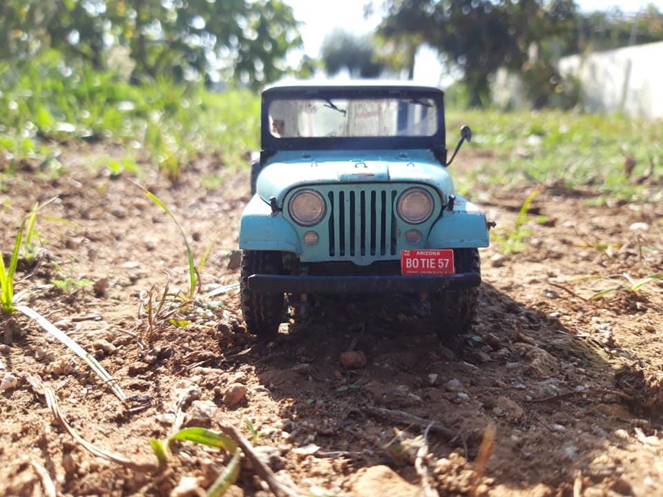 1965 Willys Jeep cj5 [TERMINE] - Page 3 76951110
