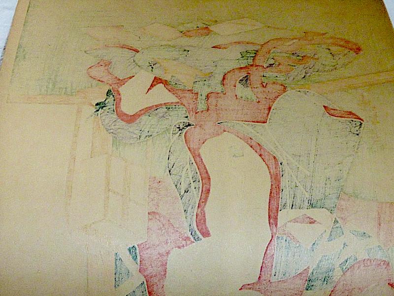 reproduction estampes japonaises de ou dans le gout de Tamura SADANOBU (source: Ismatheque) P1250535