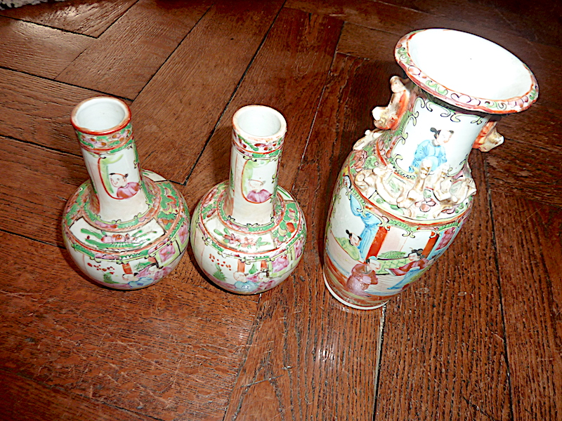 vases chine Canton  P1250710