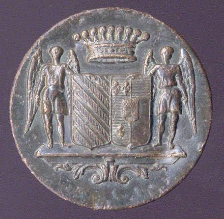 bouton-comtal-d-alliance-famille-de-la-panouse-1892-de-lur-saluces Anges211