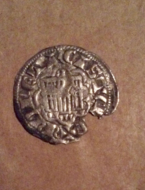 Dinero de la 2ª guerra de Granada de Alfonso X. Image14