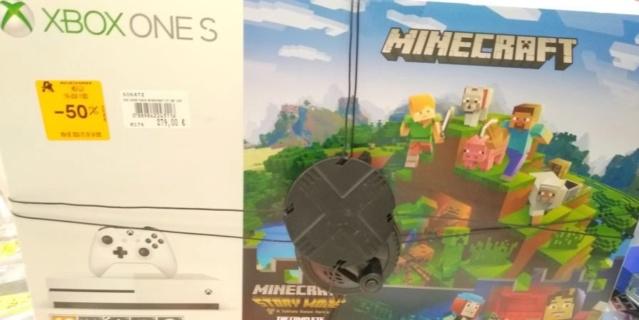 6 jeux XBOX one pour 45€ fdpin  12479213