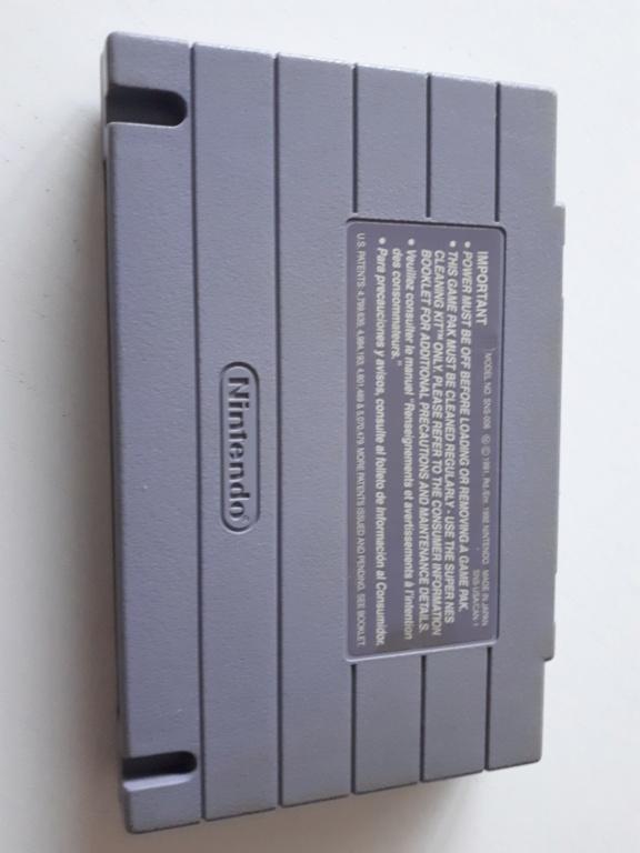 [ESTIM] Cartouche Zelda SNES ALTTP SNS-ZF-CAN-1 20180818
