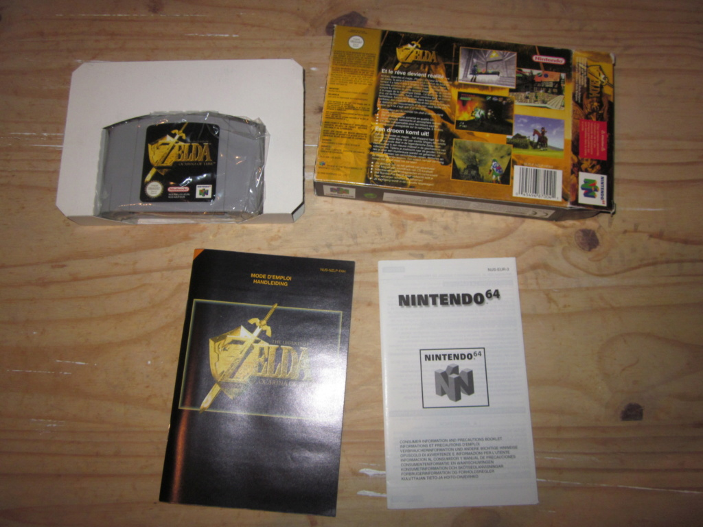 [VDS] Jeux Nintendo 64   Img_2335
