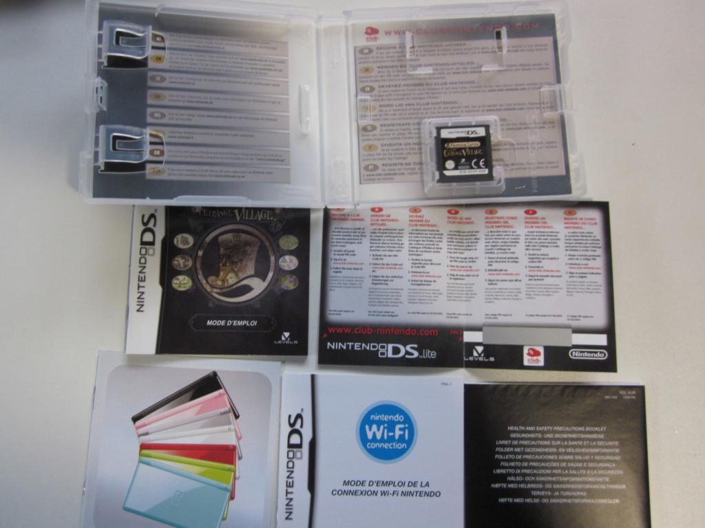 Délottage des jeux Brocante de la Terre du Milieu, MD, MS, GC, DS, Vieux magazines Micros Atari... Img_3526