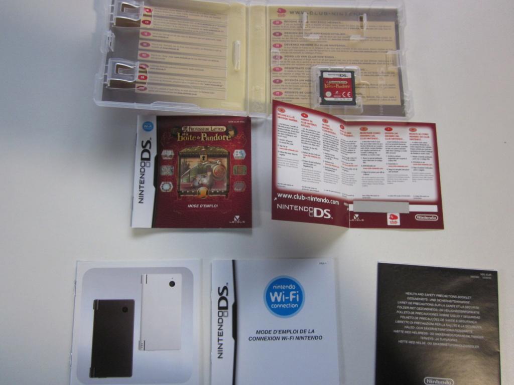 Délottage des jeux Brocante de la Terre du Milieu, MD, MS, GC, DS, Vieux magazines Micros Atari... Img_3529