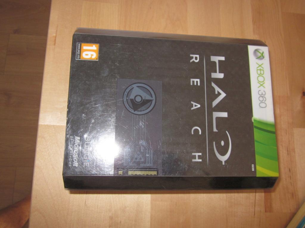 [ESTIM] Collector HALO XBOX 360  HALO 3 ODST HALO 4 HALO REACH ... Img_4220